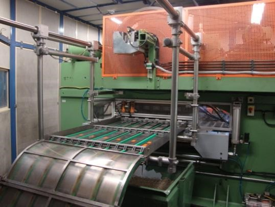 process presse production